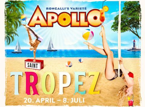 Apollo Saint Tropez Show
