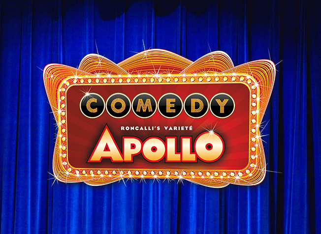 Comedy Night April 2020