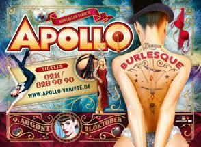 Apollo Burlesque Show
